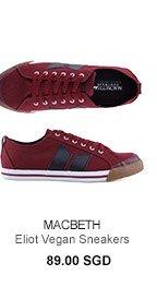 Macbeth Elliot Vegan Sneakers