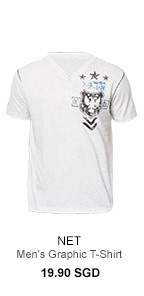 Net Graphic T-Shirt