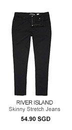 River Island Skinny Stretch Jeans