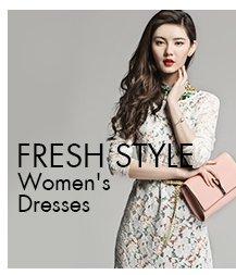 Fresh Style Women's Dresses