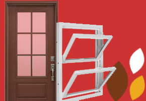 Entry Door and Window