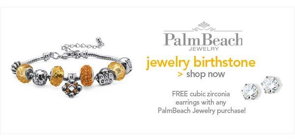 Shop Palm Beach Jewelry Birthstones