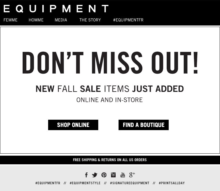 DON'T MISS OUT NEW FALL SALE ITEMS JUST ADDED ONLINE AND IN-STORE SHOP ONLINE FIND A BOUTIQUE