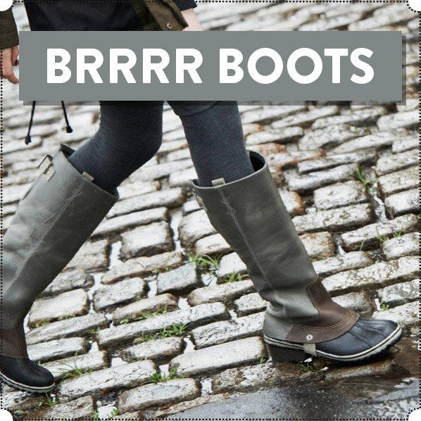 BRRRR BOOTS