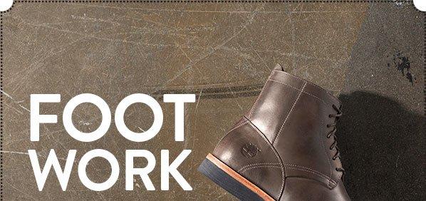 FOOT WORK