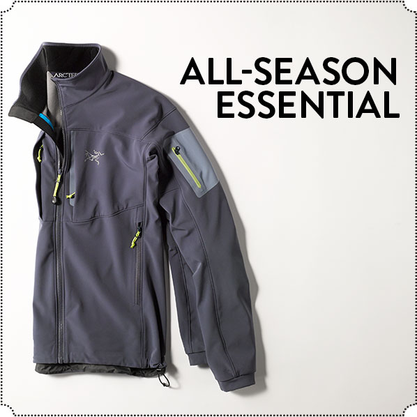 ALL-SEASON ESSENTIAL