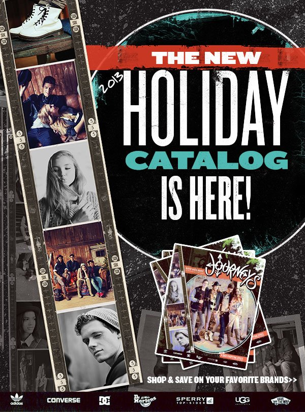 The New Holiday Catalog is Here
