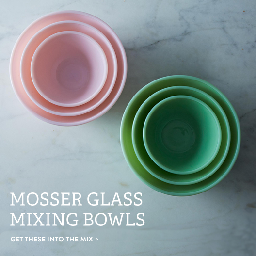 Mosser Mixing Bowls