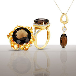 November Birthstone: Topaz Jewelry