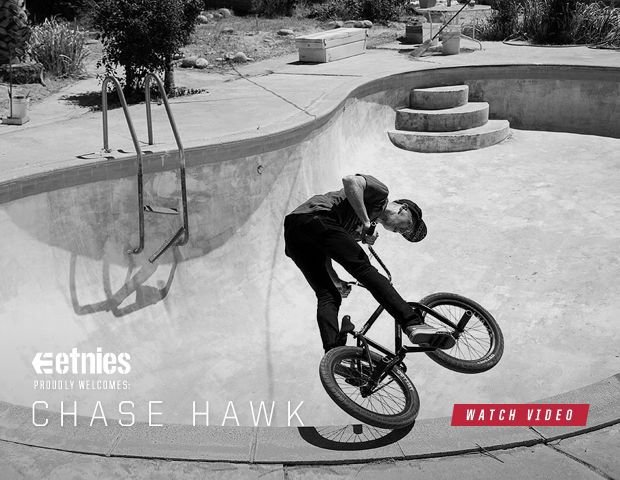 etnies Welcomes Chase Hawk