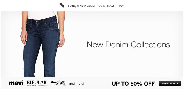 New Denim Collections
