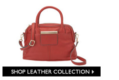 Click here to shop the leather collection.