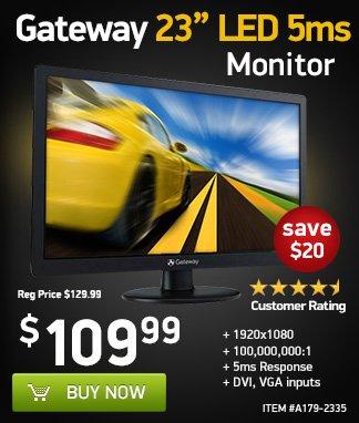 23-inch Monitor
