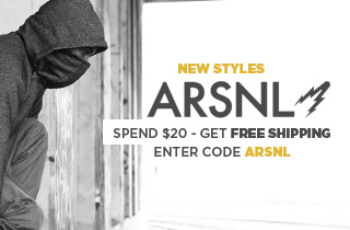 ARSNL Clothing