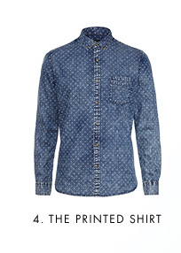 The Printed Shirt