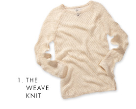 The Weave Knit