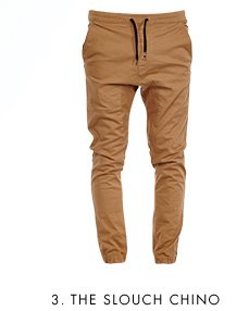 The Slouch Chino