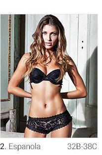 Espanola lingerie set