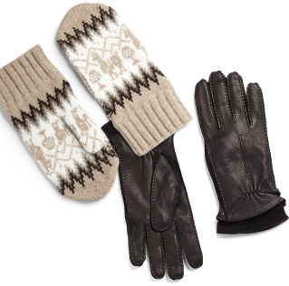 Up To 60% Off* Cold-Weather Accessories & More