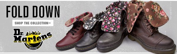 Shop Dr. Martens Roll-Down Boots!