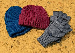 Shop Stock Up on Cold Weather Accessories