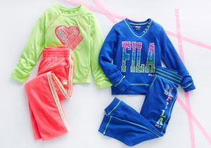 Fila: Girls' Activewear