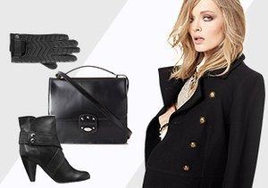 Basic Black: Head-to-Toe Style
