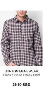Burton Check Shirt