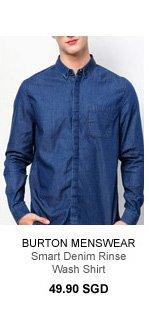 Burton Denim Shirt