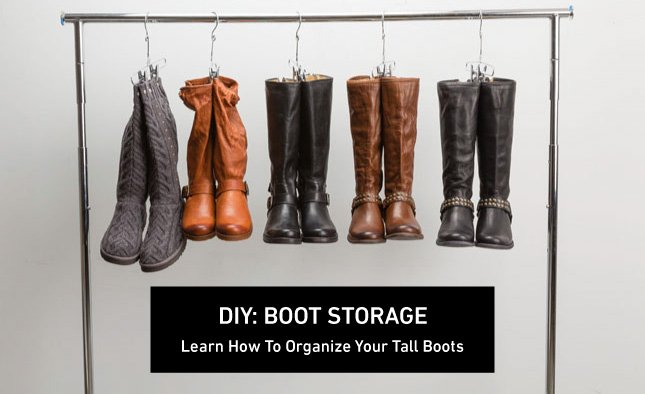 DIY: Boot Storage