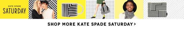 Shop More Kate Spade Saturday