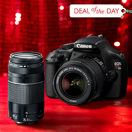 Canon: $549.99