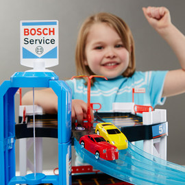 Bosch, Braun & Miele
