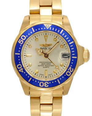 INVICTA Date Stainless Steel Women Watch