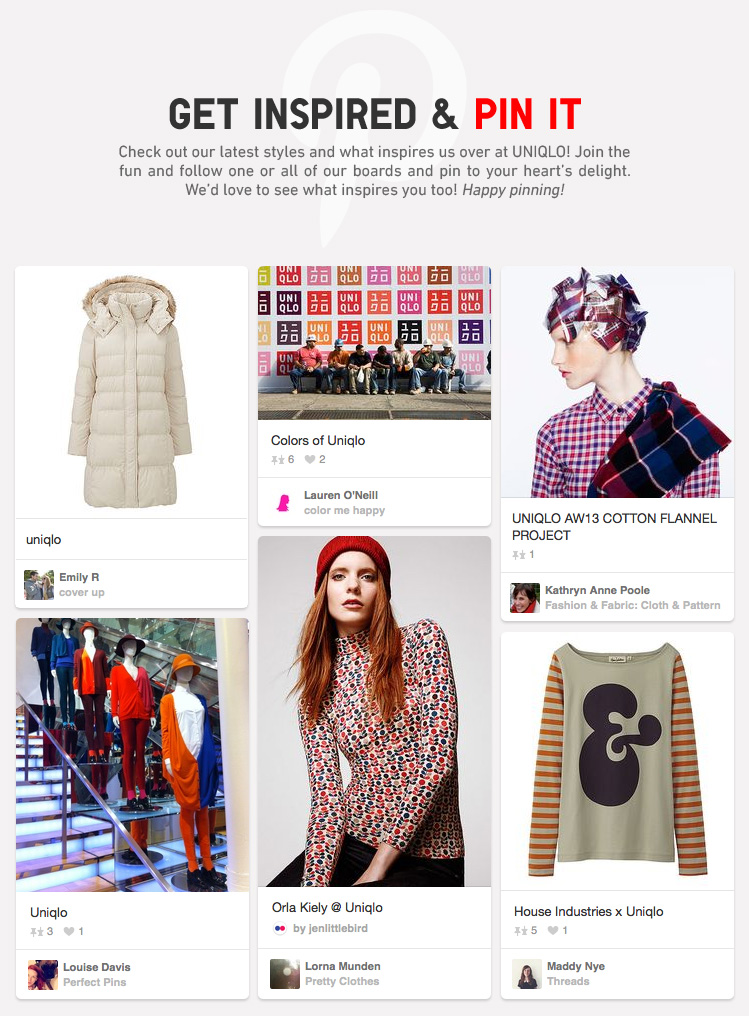 GET INSPIRED & PIN IT