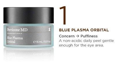 Blue Plasma Orbital
