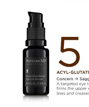 Acyl-Glutathione Eye Lid Serum