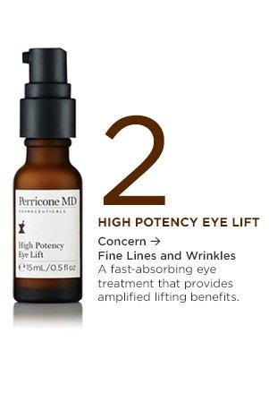 High Potency Eye Lift