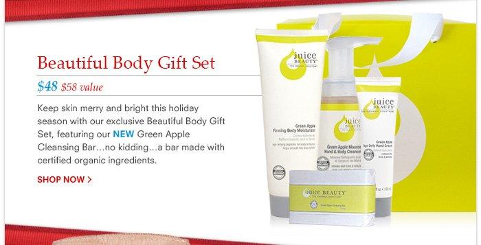 Beautiful Body Gift Set