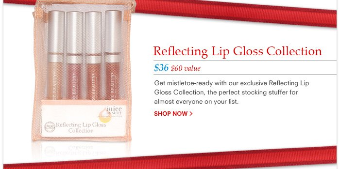 Reflecting Lip Gloss Collection