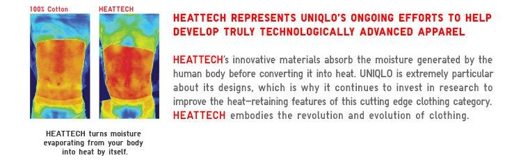 HEATTECH TECHNOLOGY