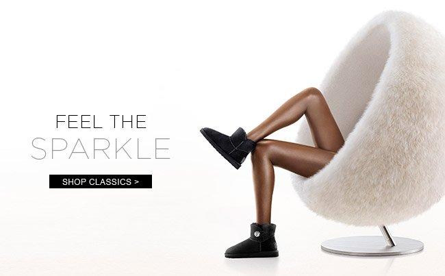 FEEL THE SPARKLE - SHOP CLASSICS