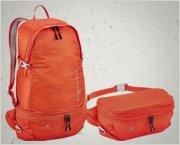 2-in-1 Backpack/Waistpack