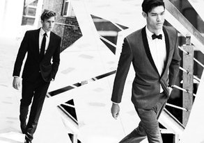 Shop Get Tuxed Up: Exclusive New Styles