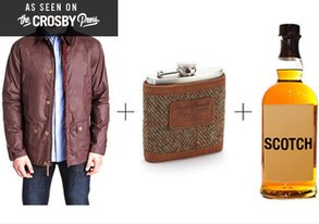 Shop It's Flasking Season: 6 Jackets To Stash Whatever You're Sipping This Fall