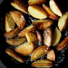 Mahogany Potatoes