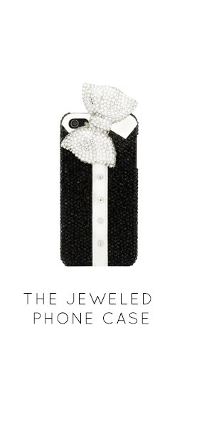 Jeweled Phone Case