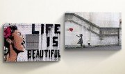 Banksy: The Elusive Street Artist | Shop Now