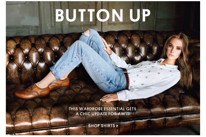 BUTTON UP - SHOP SHIRTS