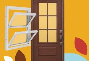 Window and Entry Door